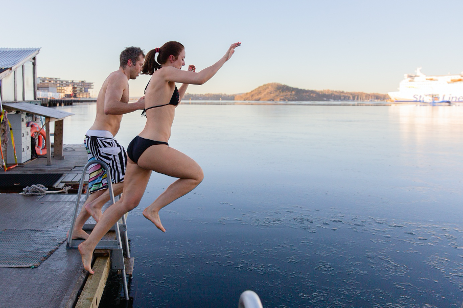Her finner du de beste badeplassene i Oslo