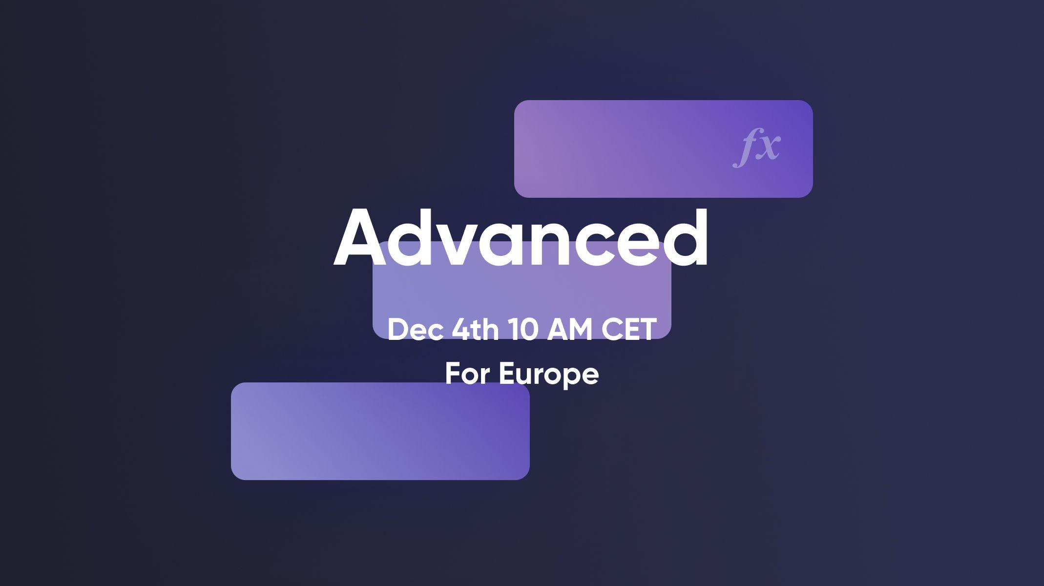 ProtoPie Advanced Workshop for Europe Thumbnail