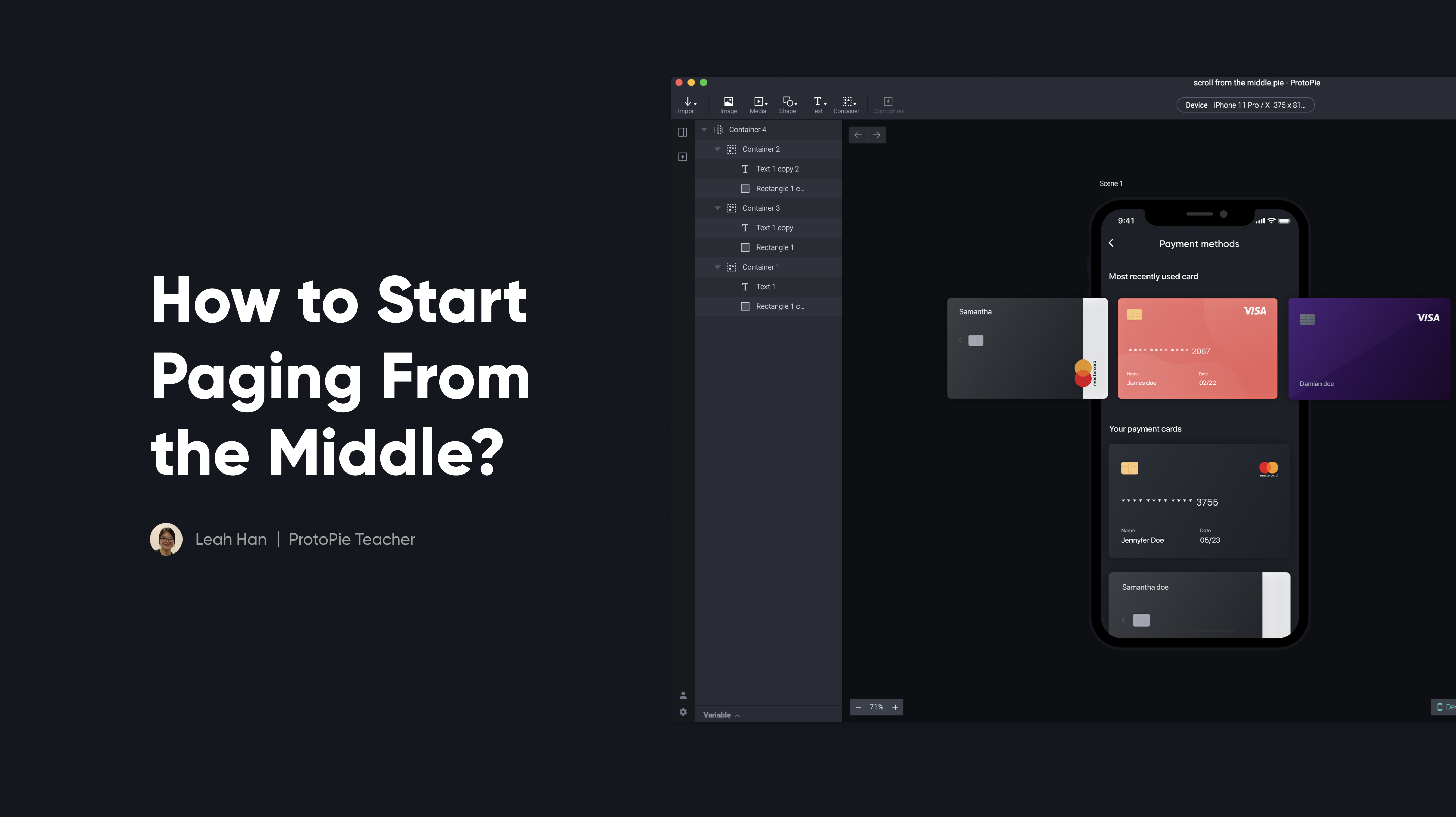 How to Start Paging From the Middle thumbnail