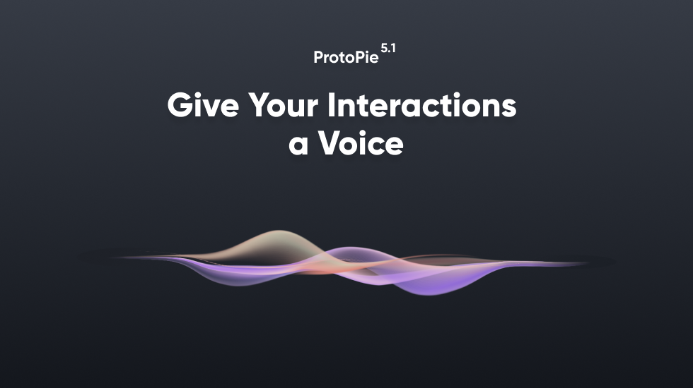 Give your interactions a voice thumbnail