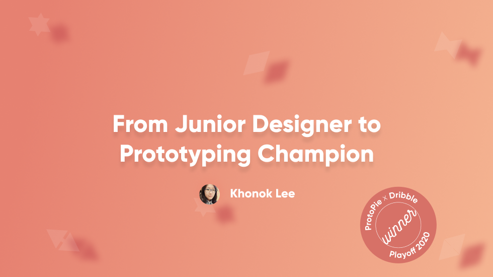 From junior designer to prototyping champion thumbnail