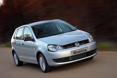 VW Polo Vivo Earlier Model