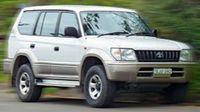 Toyota Landcruiser 4×4 Auto 8 Seater Standard Spec