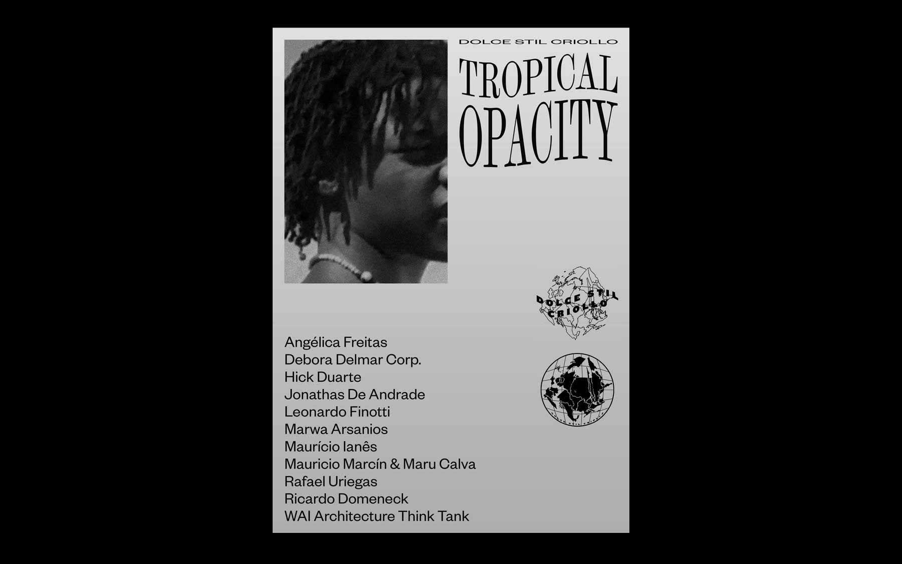 TROPICAL OPACITY edition image
