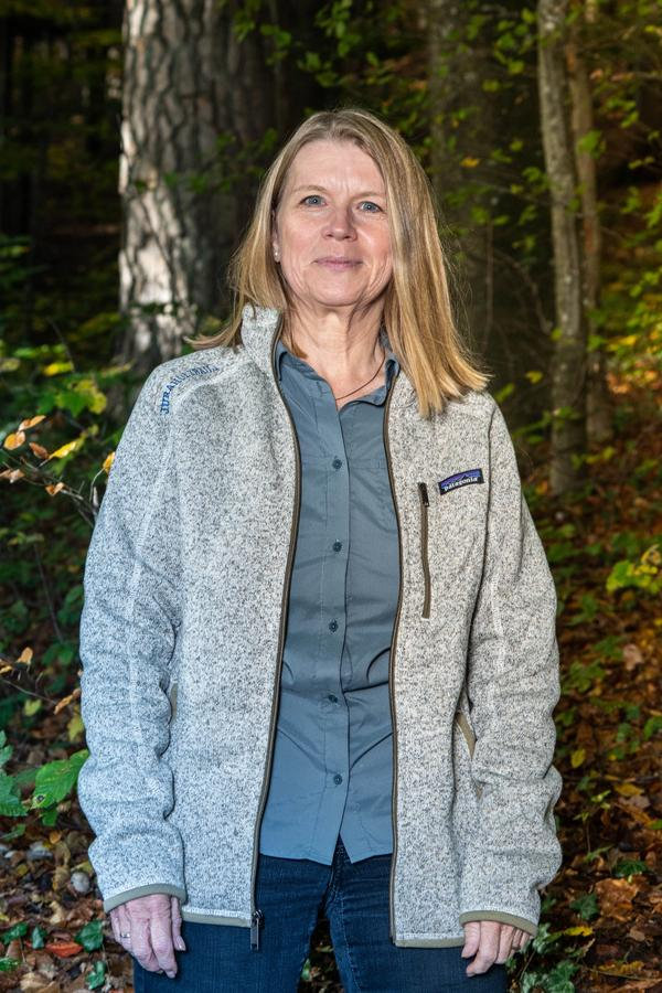 Portrait Sandra Wertli