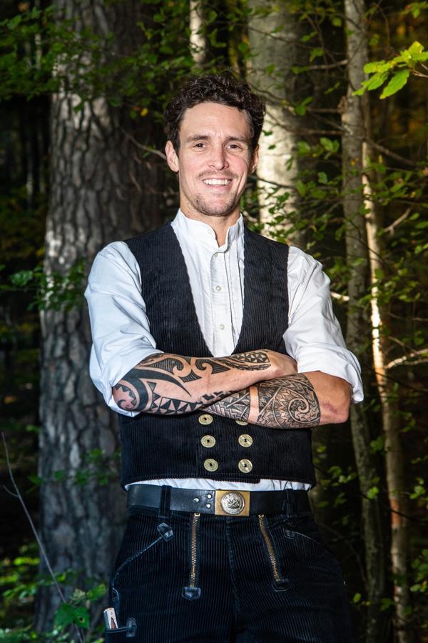 Portrait Jonas Burkard