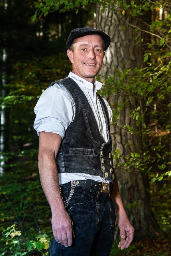 Portrait Marco Baumgartner