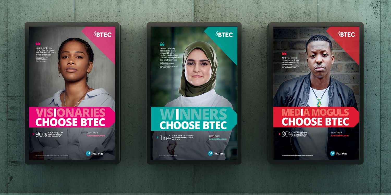 I chose BTEC