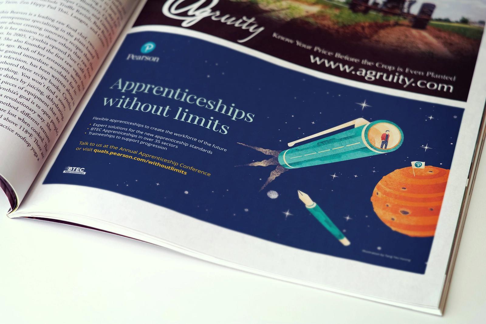 Pearson Magazine