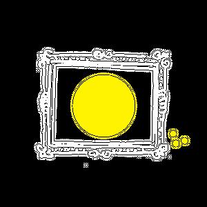 Image frame for designer vacancy