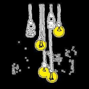 Lightbulbs for strategist vacancy