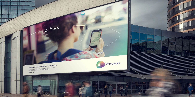 Blu Wireless OOH