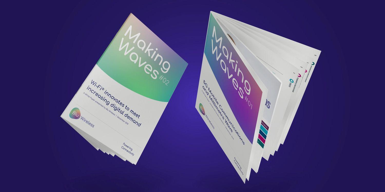 Blu Wireless booklet