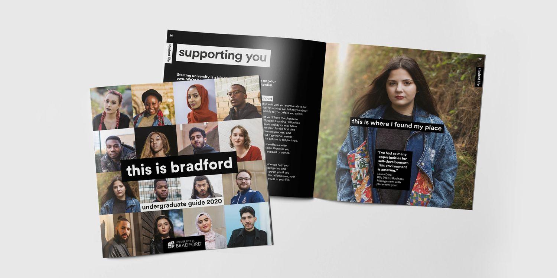 University of Bradford booklet