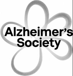 Alzheimer's Research UK  and Alzheimer's Society logo