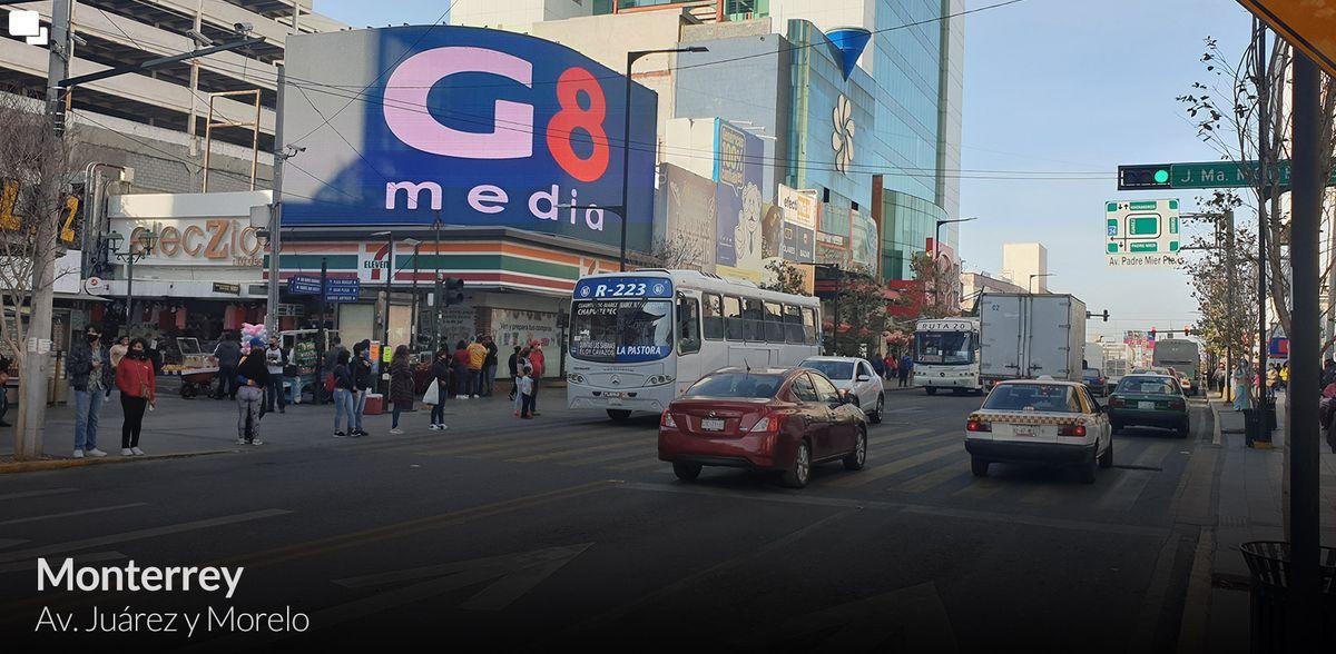 Monterrey - Av. Juarez y Morelos Monterrey 1600x576