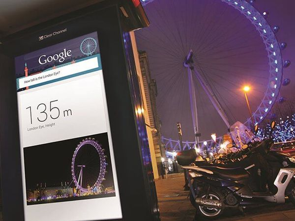 By 2030, the DOOH will grow by 20bn a year