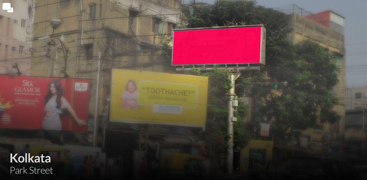 Kolkata - Park Street Kolkata 288x240