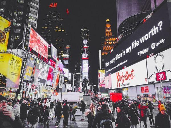 La Publicidad de Exteriores DOOH incrementó 80% en 2021