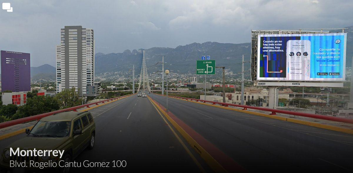 Monterrey - Blv. Rogelio C. Gomez Monterrey 768x448