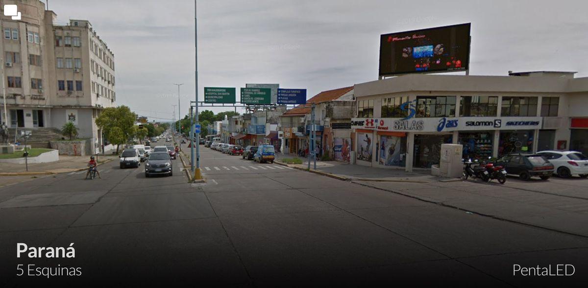 Paraná - 5 Esquinas Paraná 576x288