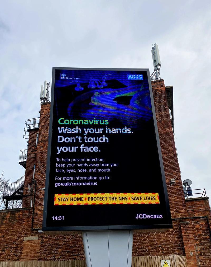 DOOH Advertising Increased 80% in 2021 Q2