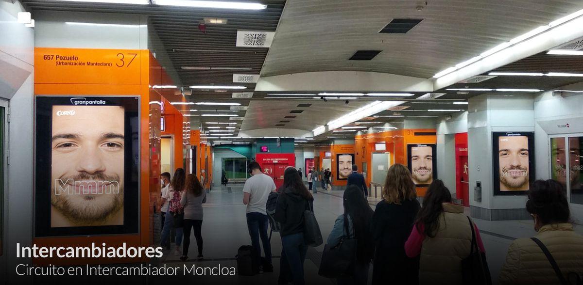 Circuito Intercambiador Moncloa Madrid 1920x1080