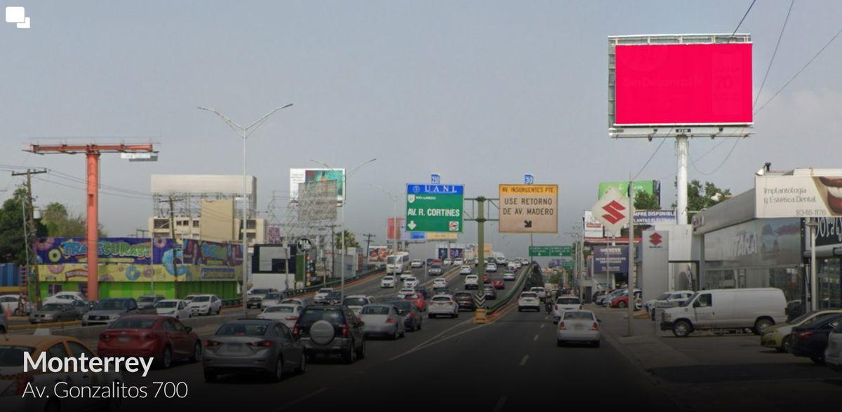 Monterrey - Av. Gonzalitos Monterrey 768x448