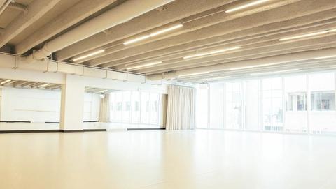 Studio C de la Maison pour la danse_© Maxime Daigle