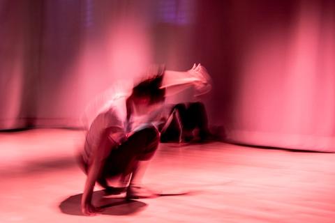 L'Artère en studio_© Emmanuel Burriel