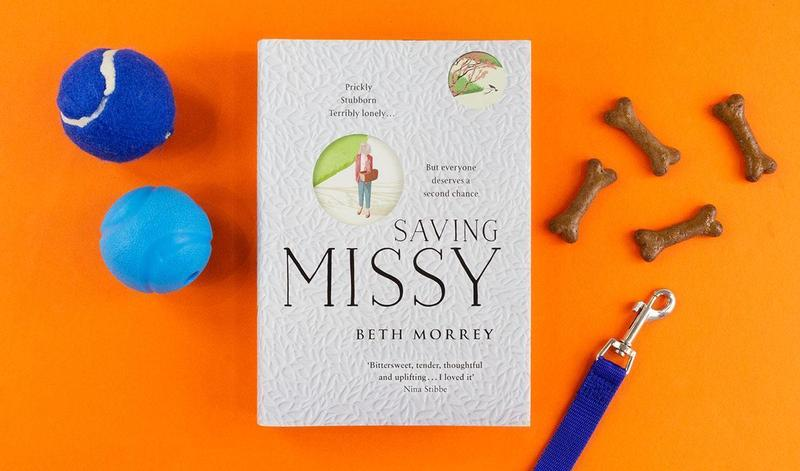 A pawsome book release - Saving Missy