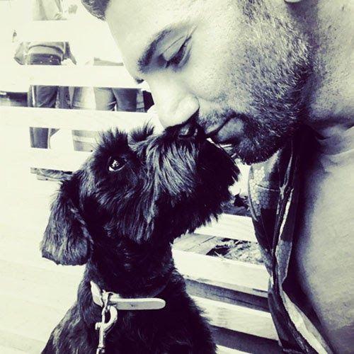 Doggy member Juno