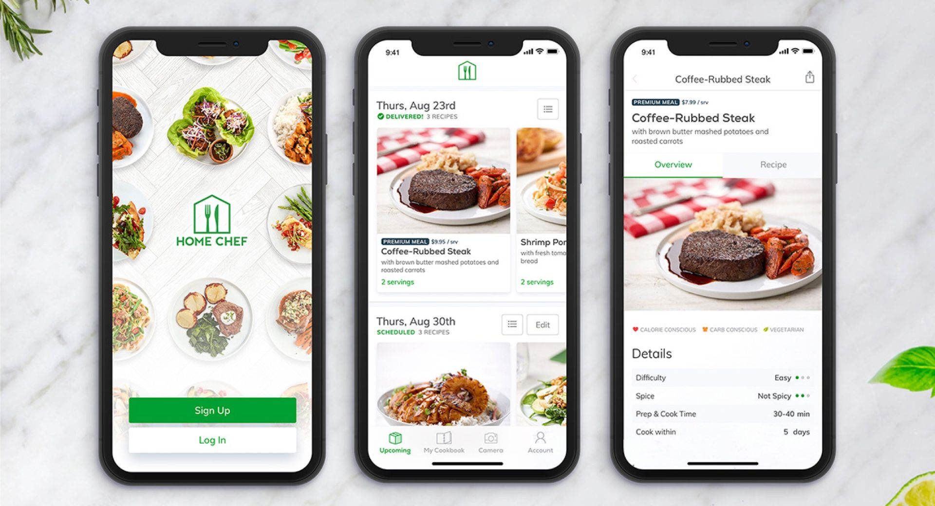 How We Helped Home Chef, the Kroger-Owned Meal Kit Delivery Service, Increase App Store Ratings and Meal Kit Conversions