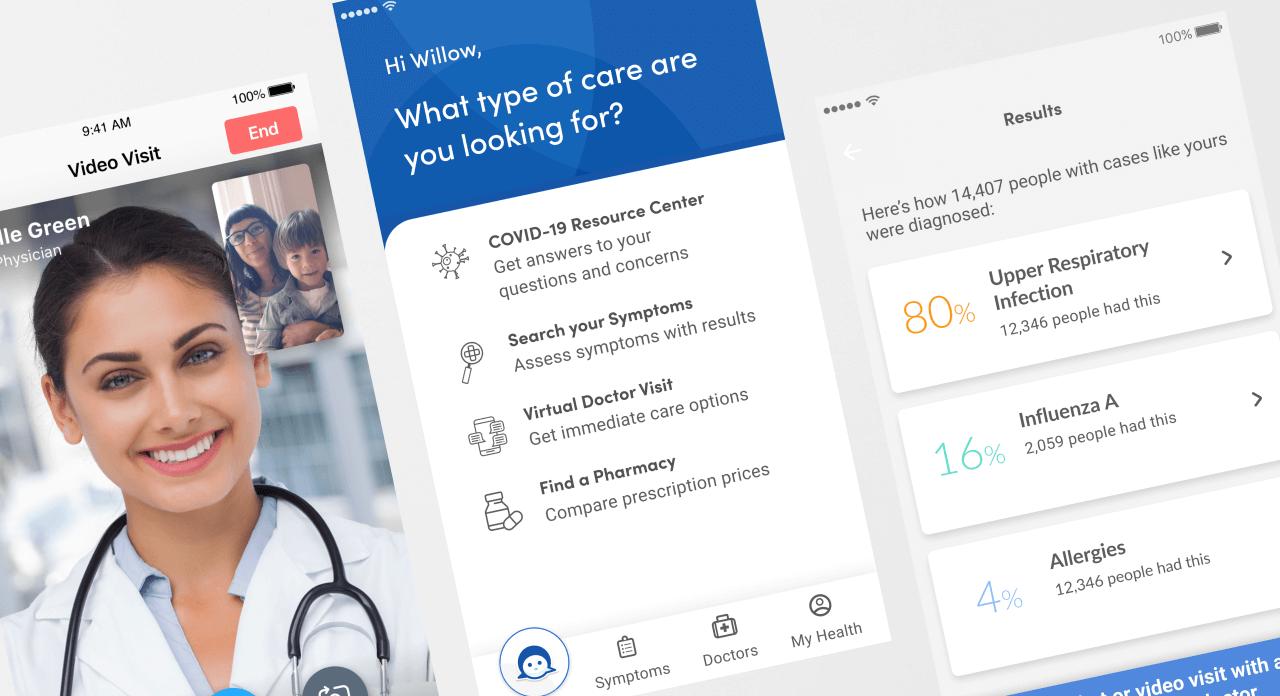 Sydney Care mobile app