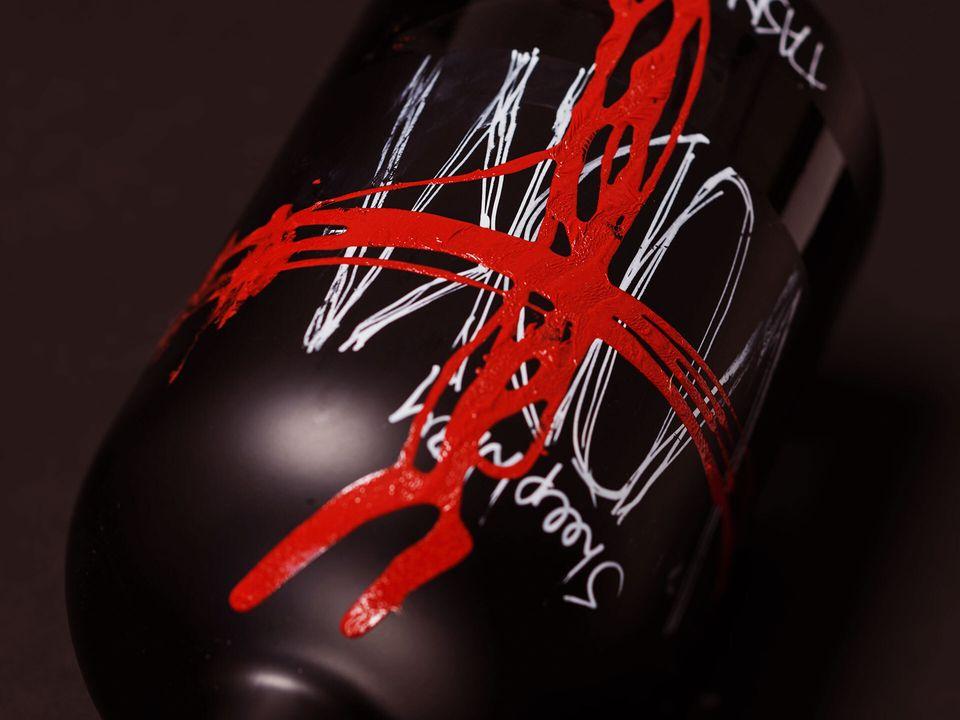 A bottle of Hartshorn Distillery's limited edition Dark Mofo vodka.