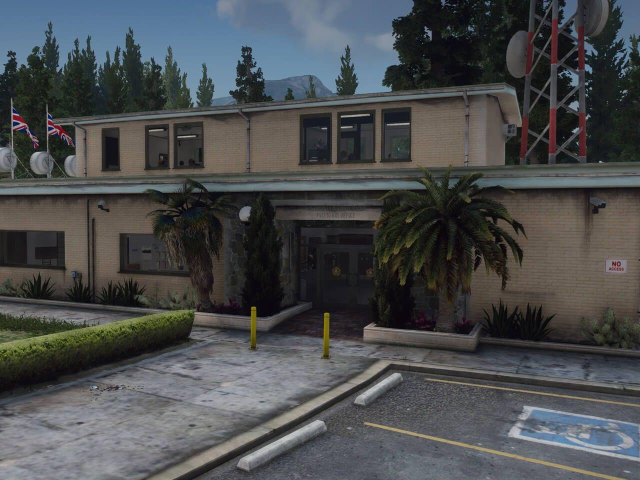 Paleto Bay Police Station