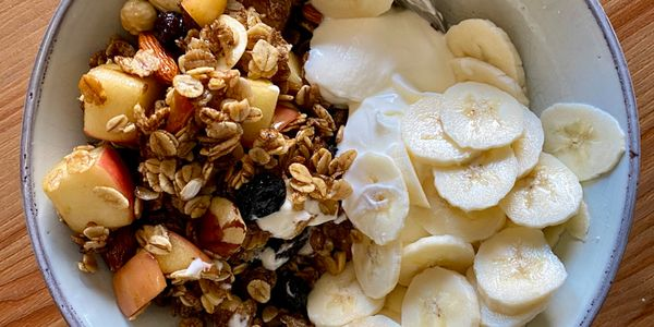 Weekend Muesli