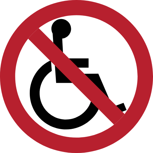 Not Accessible