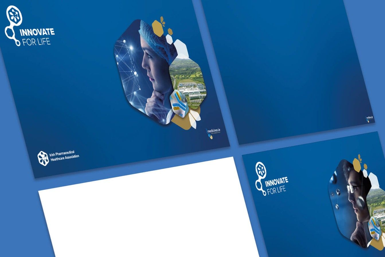 Irish Pharmaceutical Healthcare Association - Creative Backgrounds
