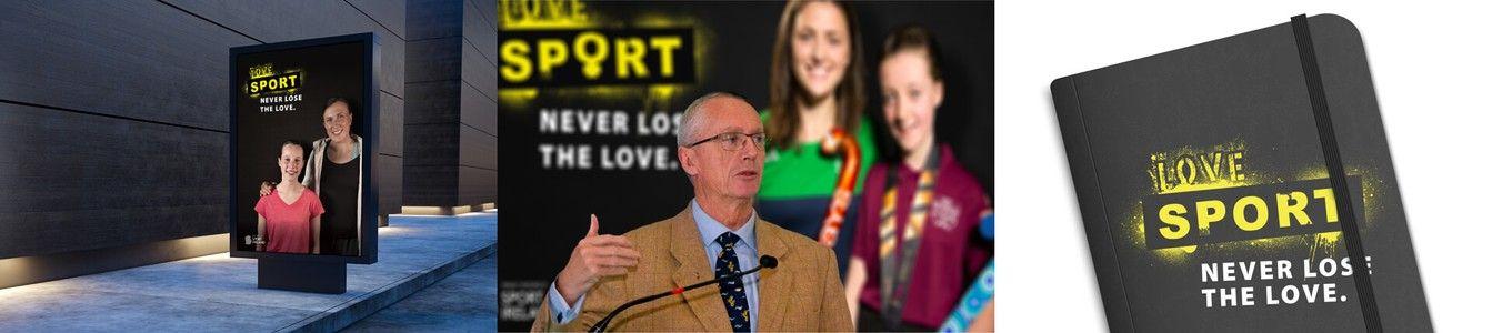 Sport Ireland Creative Branding