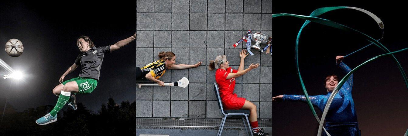 Sport Ireland Creative Marketing Materials
