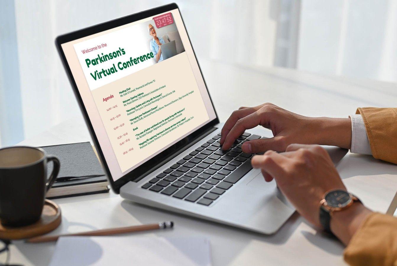 Parkinson's Association of Ireland Website