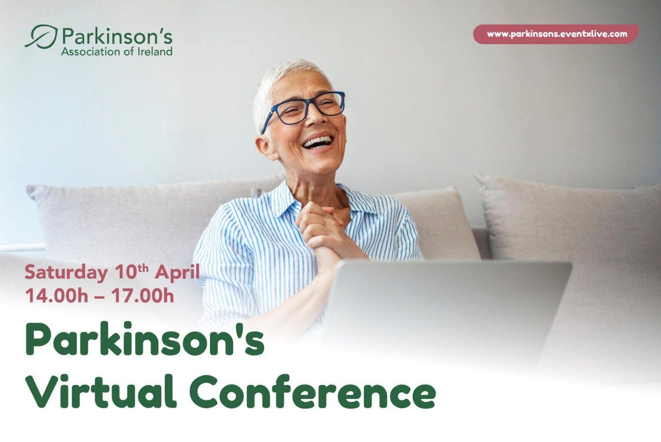 Parkinson's Virtual Conference Banner