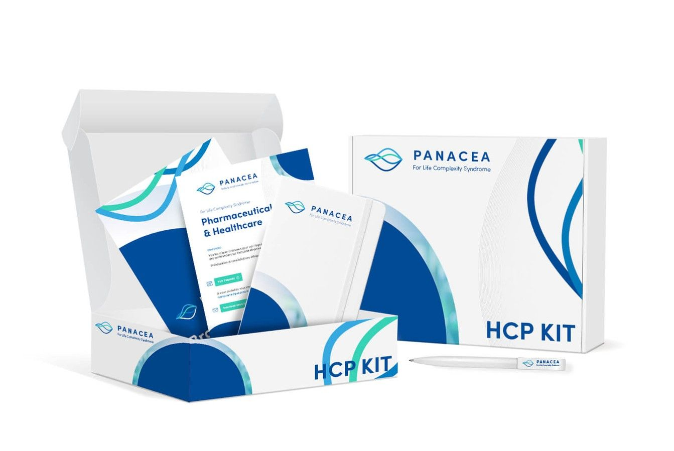 Pancea Healthcare HCP Kit