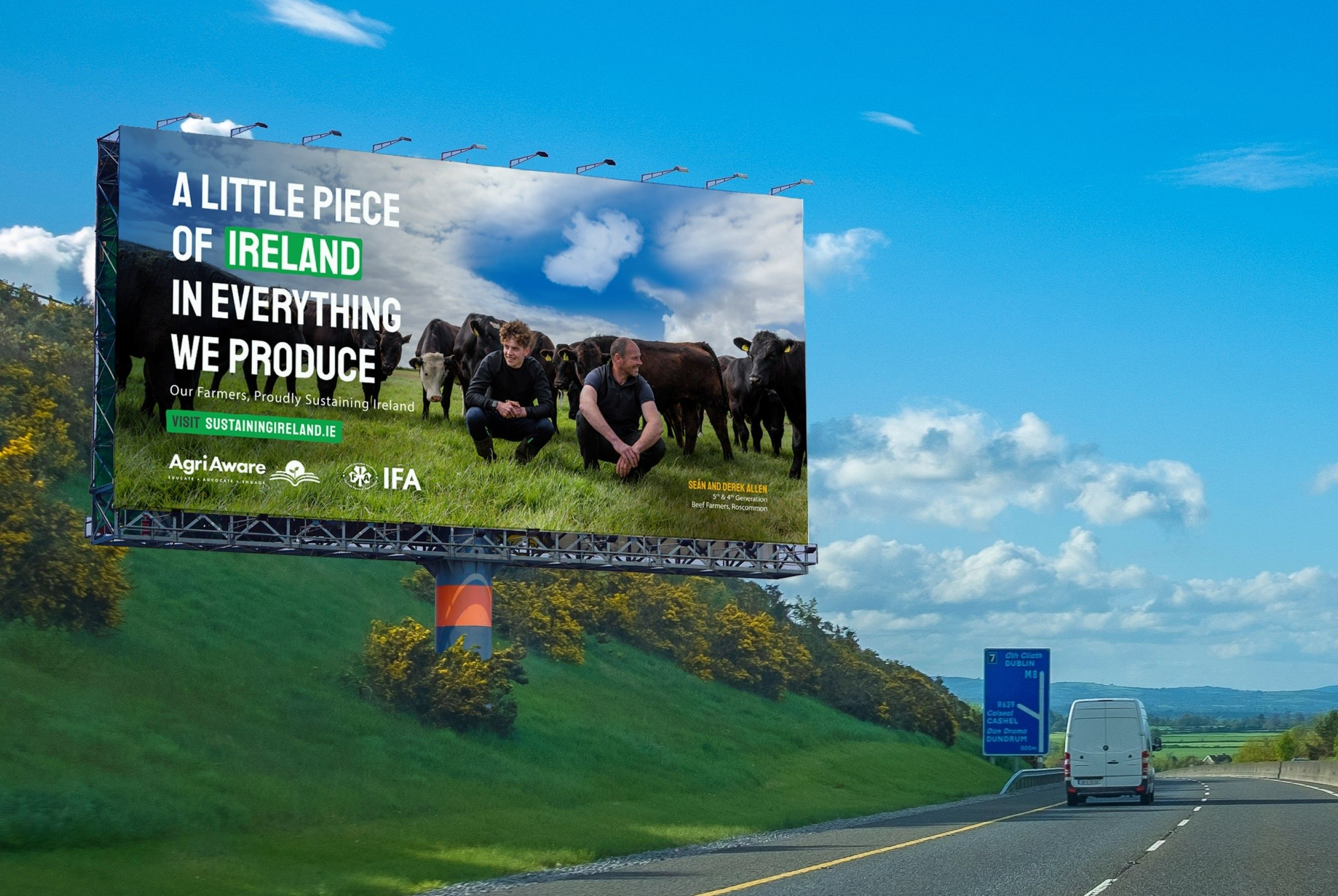 Agri Aware Billboard