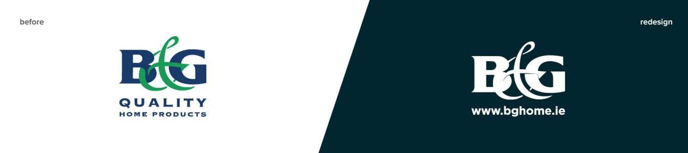 B & G Logo Redesign
