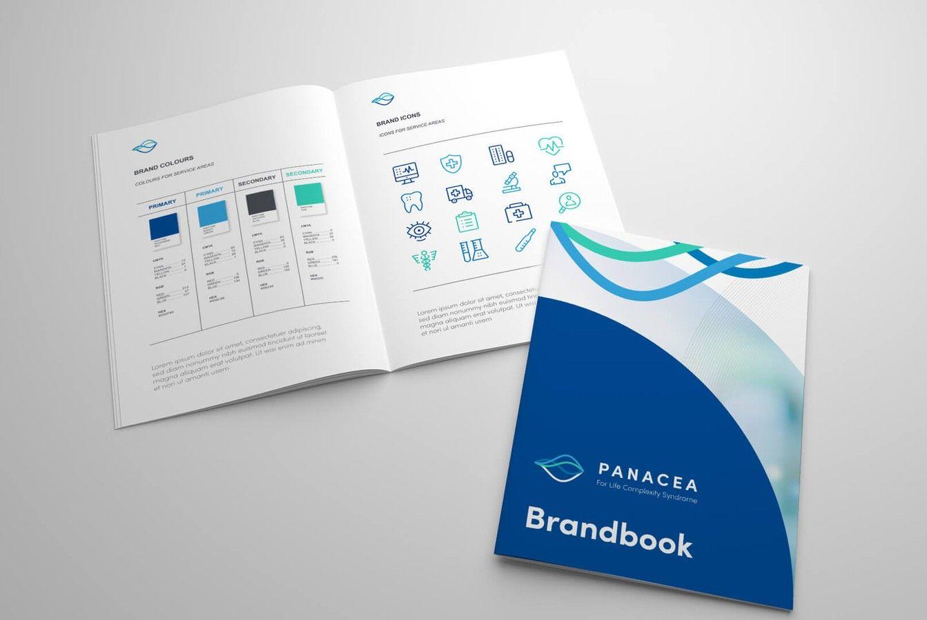 Pancea Healthcare Marketing Brandbook