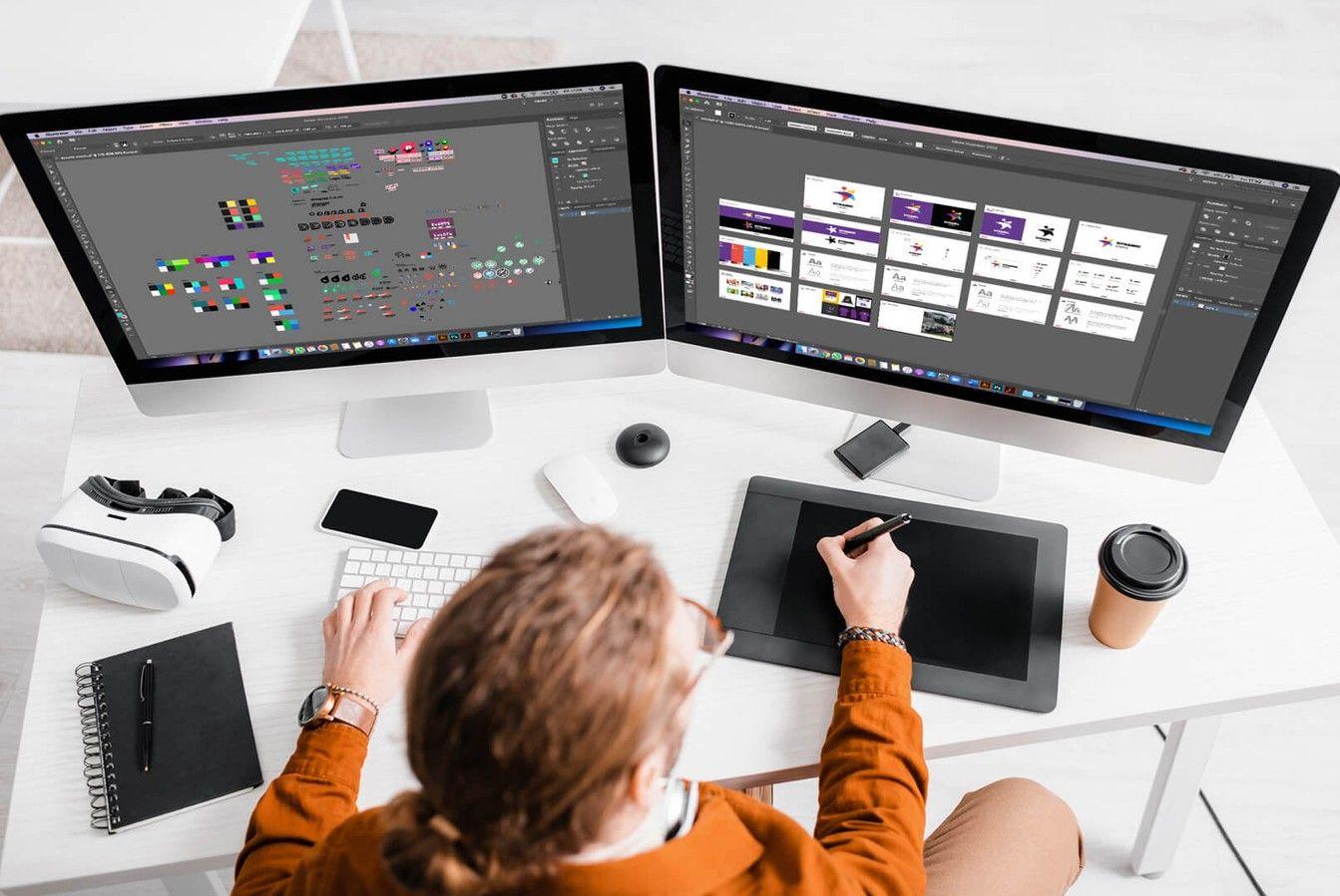 Dynamic Events Graphics & Web Design