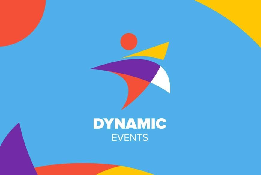 Dynamic Events Brand Design & Web Development