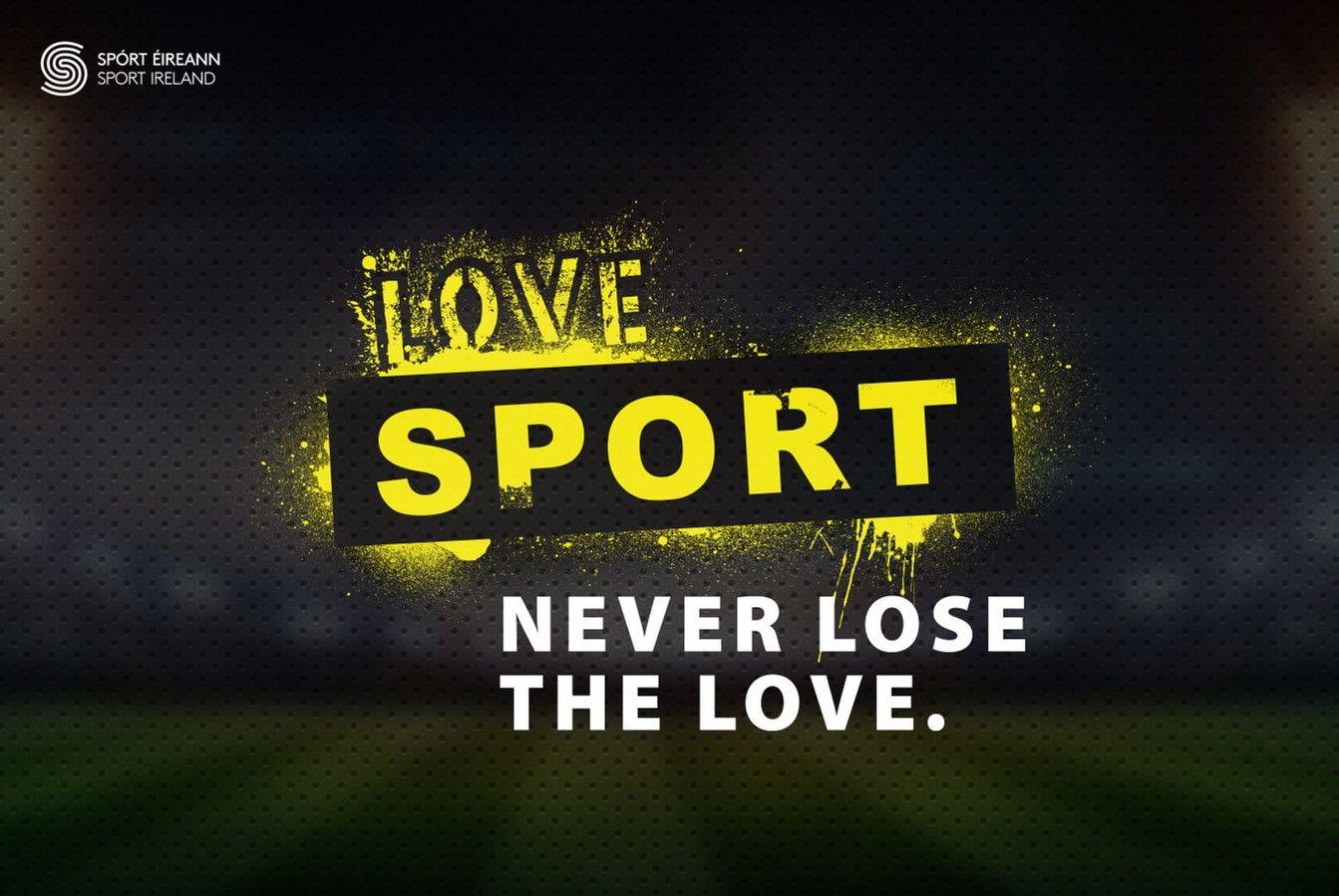 Sport Ireland Creative Banner